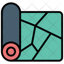 City Map Location Map Icon