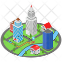 City Navigation Icon