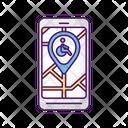 City Navigation Icon