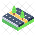 Clean Roads Carpeted Roads Double Carpeted Roads Icon