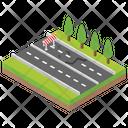 City Roads Icon