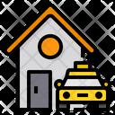City Taxi Icon
