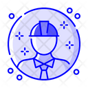 Civil Engineer Architect Engineer Icon