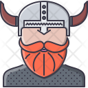 Helmet Viking Culture Icon