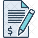 Claim Demand Requirement Icon