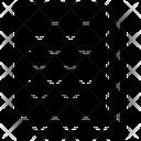 Claim Paper Icon