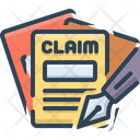 Claims Money Insurance Icon