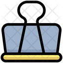 Business Financial Clamp Icon