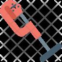 Clamp C Work Icon