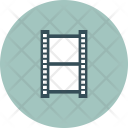 Clapboard Vdo Cinema Icon