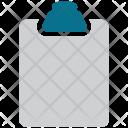 Clapboard Clipboard Document Icon