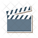 Production Settings Cinema Icon
