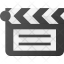 Clapper Closed Clip Icon