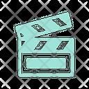 Clapperboard Clapper Icon