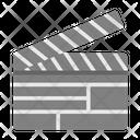 Movie Cinema Media Icon