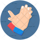Clapping Applause Hand Gesture Icon