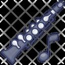 Oboe Music Instrument Icon
