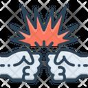 Clash Struggle Scramble Icon
