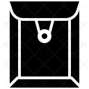 Clasp Envelope Icon