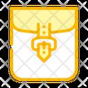 Clasp Pocket Icon