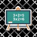 Class Teacher Teaching Icon