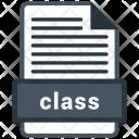 Class file Icon