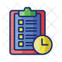 Class Schedule Icon
