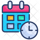 Class Timetable Icon