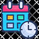 Calendar Class Schedule Icon