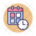 Class Timetable Class Planner Schedule Icon