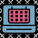 Class Timetable Calendar Class Icon