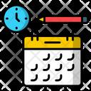 Class Timetable Icon