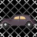 Classic Car Car Transport Icon