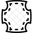 Classic Design Frame Icon