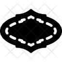 Classic Pattern Frame Icon