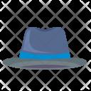 Man Classic Hat Icon