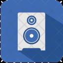 Classic Home Speaker Icon