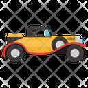 Classic Jeep Car Transport Icon