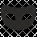 Classic mask Icon