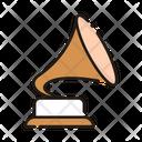 Classic Music Audio Gramophone Icon