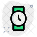 Classic Watch Icon