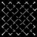 Classical Maze Icon