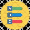 Methodology Process Flow Icon