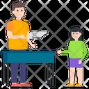 Classroom Student Pupil Icon