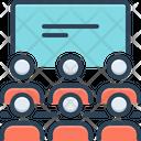 Classroom Digital Student Icon