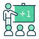 Classroom Learning Student Icon