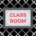 Classroom School Education Icon