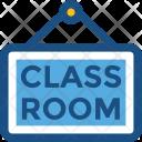 Classroom Study Hall Icon