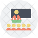 Classroom Professor Teacher Icon