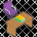 Classroom Desk Icon
